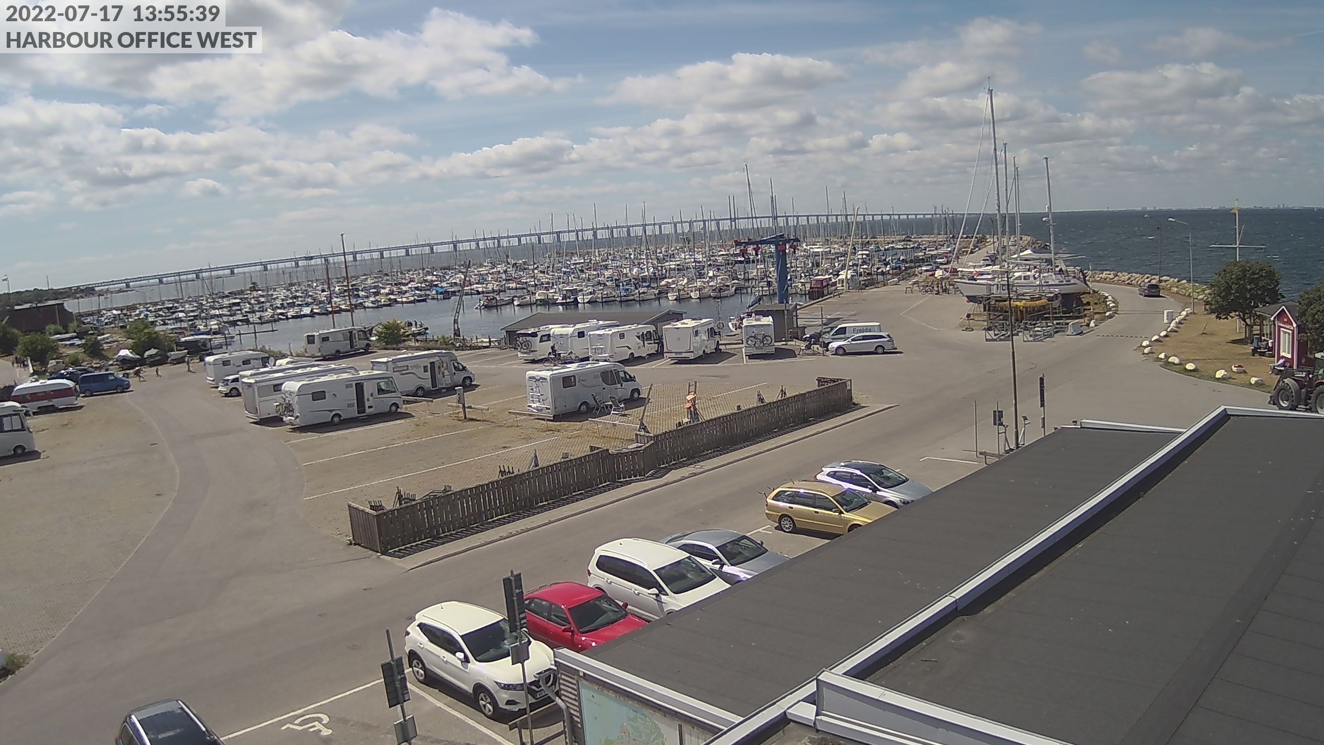 Limhamns Småbåtshamn mot SW